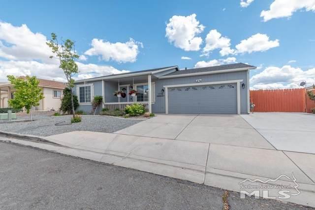 17746 Fortune, Reno, NV 89508 (MLS #210007121) :: Chase International Real Estate