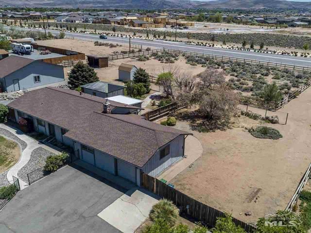 70 Hercules Dr., Sparks, NV 89441 (MLS #210007166) :: Chase International Real Estate