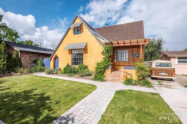 1131 S Arlington Ave, Reno, NV 89509 (MLS #210007239) :: Theresa Nelson Real Estate