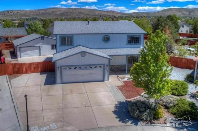 18101 Alexandria, Reno, NV 89508 (MLS #210007383) :: Chase International Real Estate