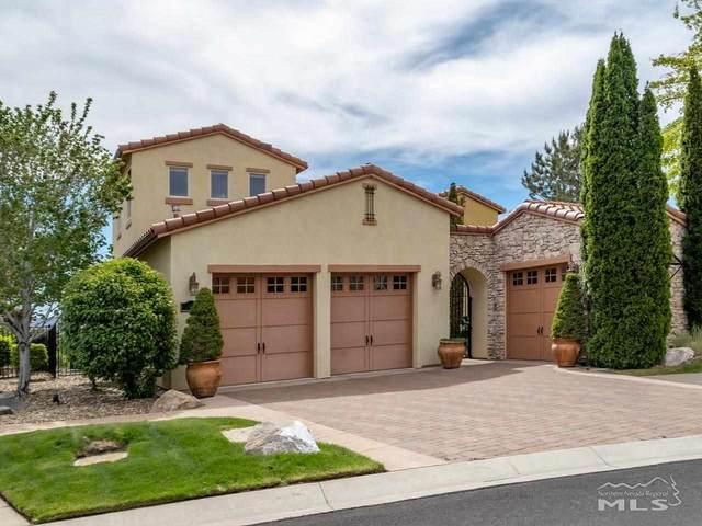 5090 Bella Court, Reno, NV 89519 (MLS #210007454) :: Chase International Real Estate