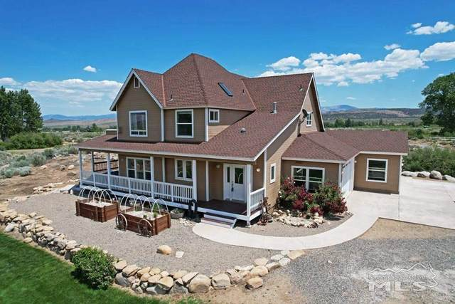 600 Chambers Lane, Woodfords, Ca, CA 96120 (MLS #210007563) :: Theresa Nelson Real Estate