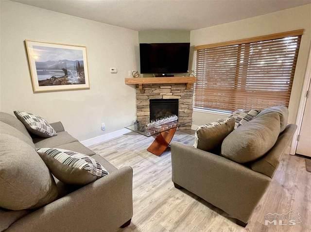 360 Galaxy Lane - A A, Stateline, NV 89449 (MLS #210007612) :: Chase International Real Estate