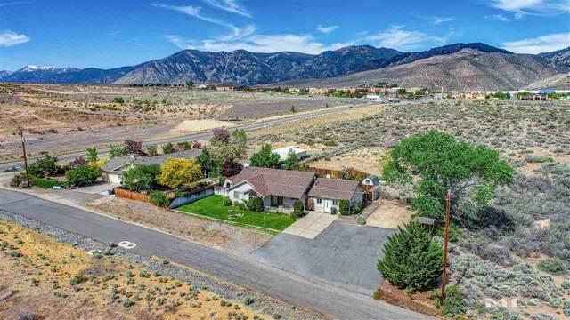 3753 Lyla Lane, Carson City, NV 89705 (MLS #210007667) :: Chase International Real Estate