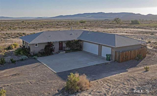 780 Baron, Fernley, NV 89408 (MLS #210007683) :: Colley Goode Group- eXp Realty