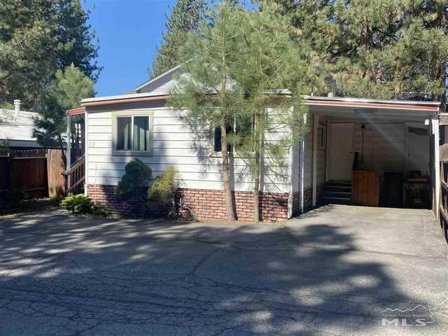 168 Crescent Drive, Stateline, NV 89449 (MLS #210007687) :: Chase International Real Estate