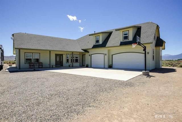71 Joshua Ct, Smith, NV 89430 (MLS #210007689) :: Theresa Nelson Real Estate