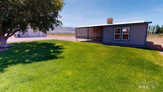 4070 Airview Blvd, Winnemucca, NV 89445 (MLS #210007706) :: Theresa Nelson Real Estate
