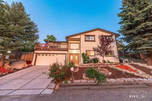 3780 Tannenbaum, Reno, NV 89509 (MLS #210007755) :: Chase International Real Estate