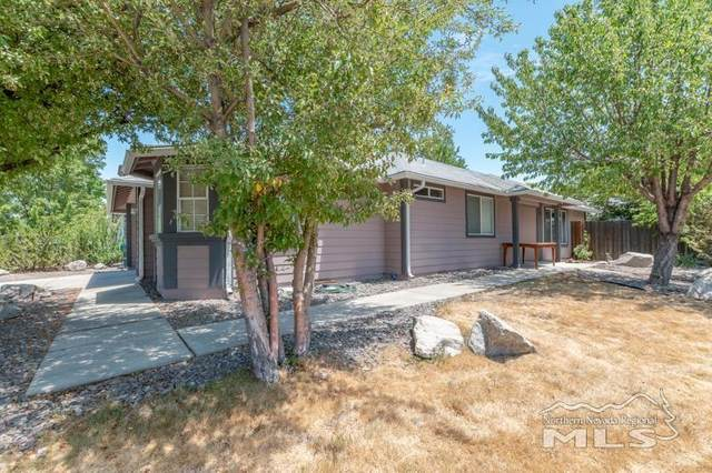 1100 Forest Knoll, Reno, NV 89523 (MLS #210007799) :: Theresa Nelson Real Estate