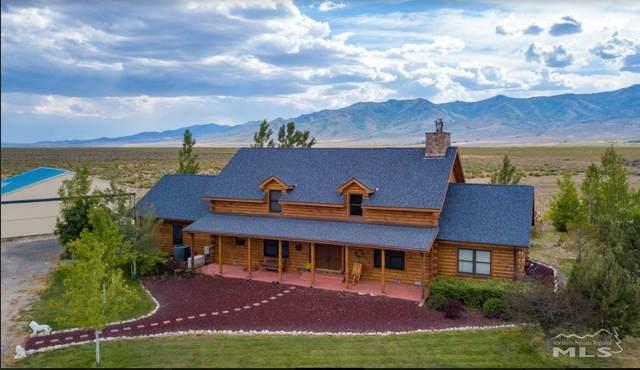 3165 S. Us Hwy 93, Wells, NV 89835 (MLS #210007827) :: Vaulet Group Real Estate