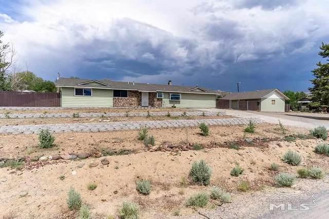 1620 Eastlake Blvd, Washoe Valley, NV 89704 (MLS #210007880) :: Theresa Nelson Real Estate