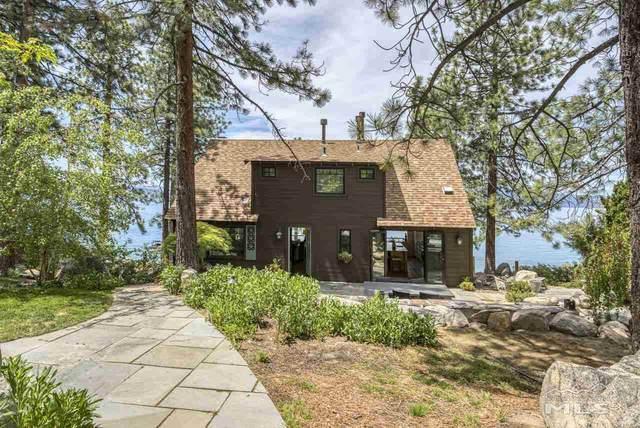 660 Lake Shore Boulevard, Zephyr Cove, NV 89448 (MLS #210007975) :: Chase International Real Estate