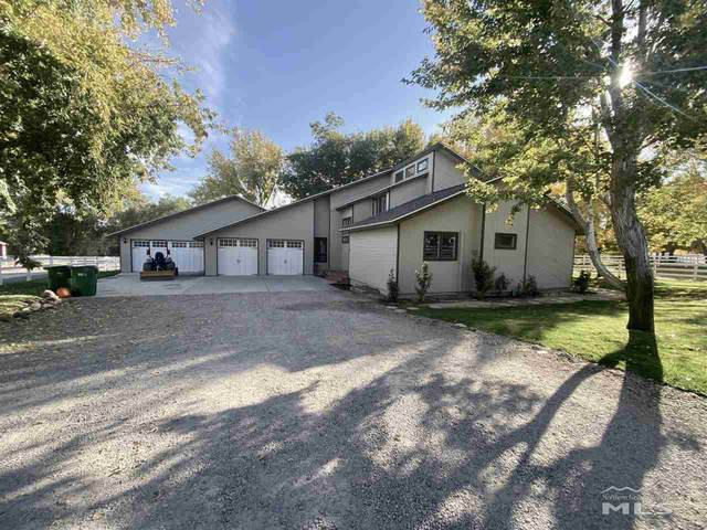 1400 Eli Drive, Reno, NV 89511 (MLS #210008014) :: Theresa Nelson Real Estate