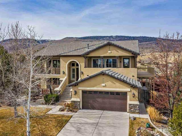 551 Echo Ridge Ct., Reno, NV 89511 (MLS #210008135) :: Vaulet Group Real Estate