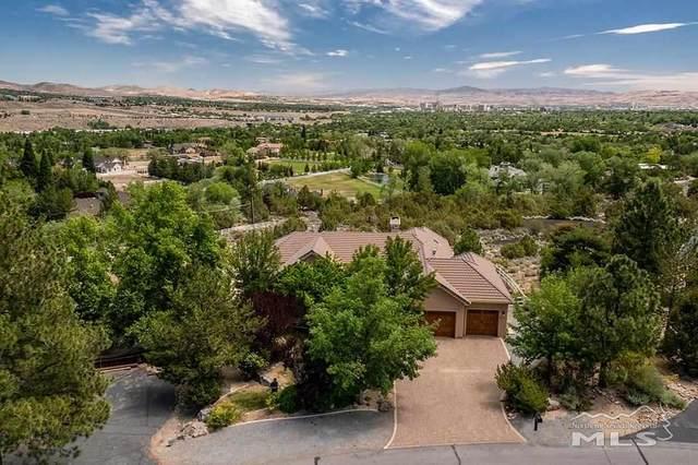 4215 Palomino Circle, Reno, NV 89519 (MLS #210008142) :: Chase International Real Estate