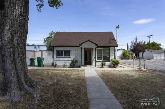 175-195 Hubbard, Reno, NV 89502 (MLS #210008176) :: Chase International Real Estate