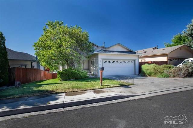 672 Tarn Way, Reno, NV 89503 (MLS #210008180) :: Vaulet Group Real Estate
