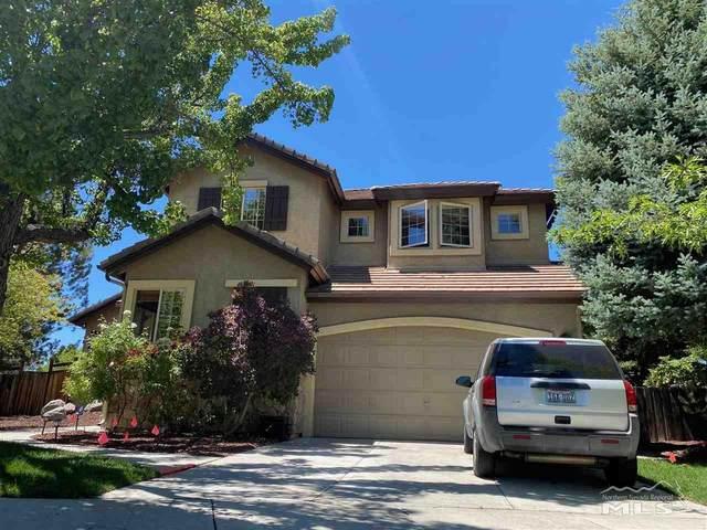 6391 Black Deer Court, Sparks, NV 89436 (MLS #210008235) :: Chase International Real Estate
