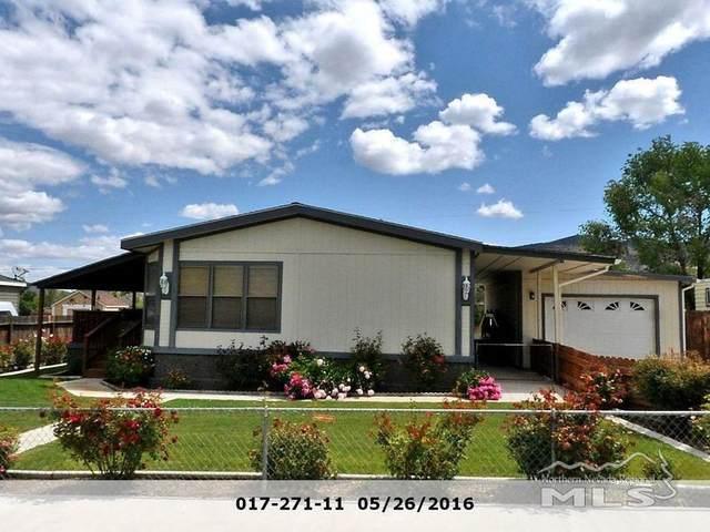 400 Scorpio Circle, Reno, NV 89521 (MLS #210008291) :: Chase International Real Estate
