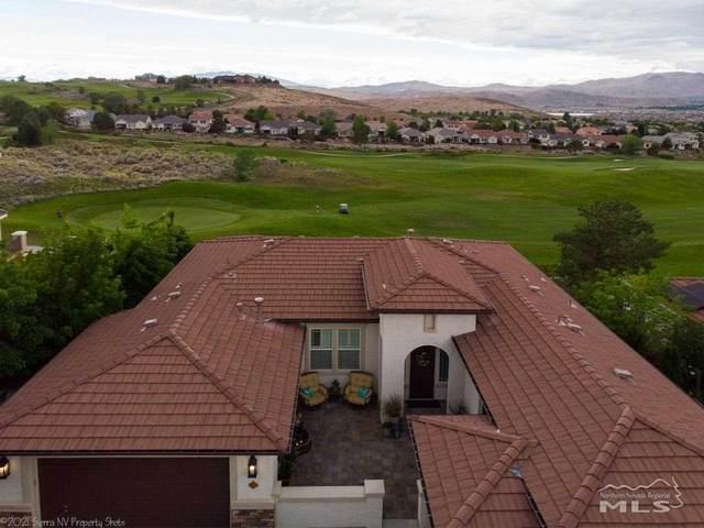 5969 Solstice Drive, Sparks, NV 89436 (MLS #210008298) :: Chase International Real Estate
