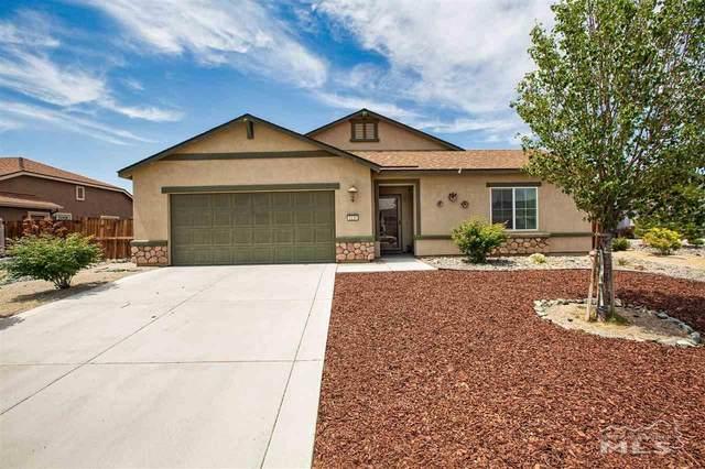 1130 Ferretto, Dayton, NV 89403 (MLS #210008302) :: Theresa Nelson Real Estate