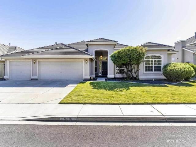 9691 Shadowstone Way, Reno, NV 89521 (MLS #210008322) :: Chase International Real Estate