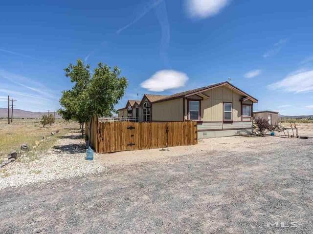 5200 Elm Street, Silver Springs, NV 89429 (MLS #210008325) :: NVGemme Real Estate
