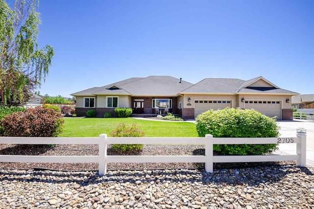 2705 Kaleb Court Nv, Minden, NV 89423 (MLS #210008330) :: Chase International Real Estate