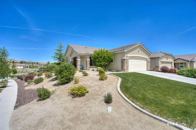 1098 Callaway Trl, Reno, NV 89523 (MLS #210008369) :: Theresa Nelson Real Estate