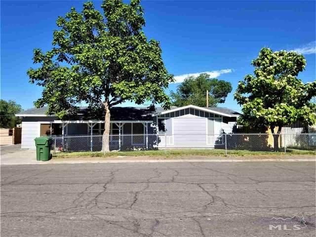 470 Elquist Drive Drive, Battle Mountain, NV 89820 (MLS #210008395) :: NVGemme Real Estate