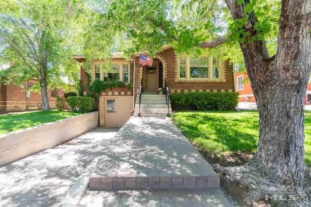 1151 Buena Vista, Reno, NV 89503 (MLS #210008444) :: Chase International Real Estate