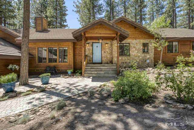 10000 Blue Spruce Rd, Reno, NV 89511 (MLS #210008463) :: Vaulet Group Real Estate