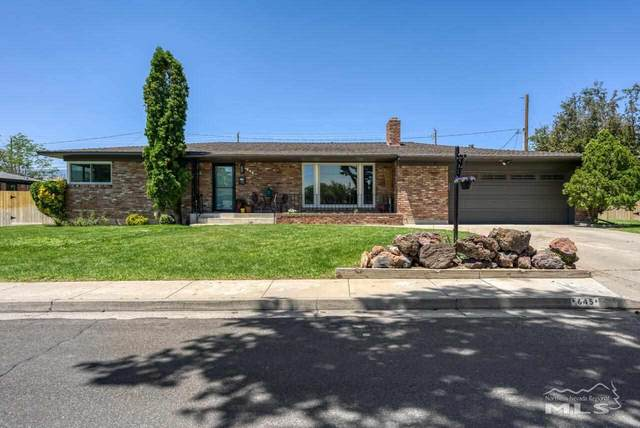 645 Edelweiss Drive, Reno, NV 89502 (MLS #210008600) :: Vaulet Group Real Estate