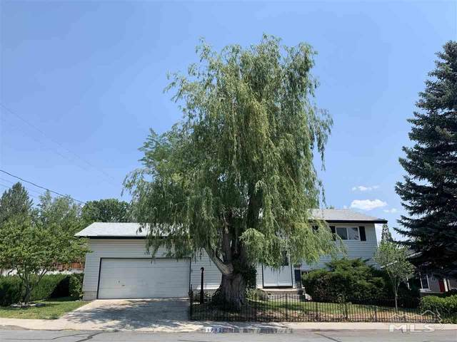 1792 Karin Dr., Carson City, NV 89706 (MLS #210008713) :: The Mike Wood Team