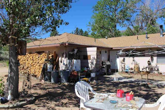 107063 Highway 395, Coleville, Ca, CA 96107 (MLS #210008988) :: Vaulet Group Real Estate