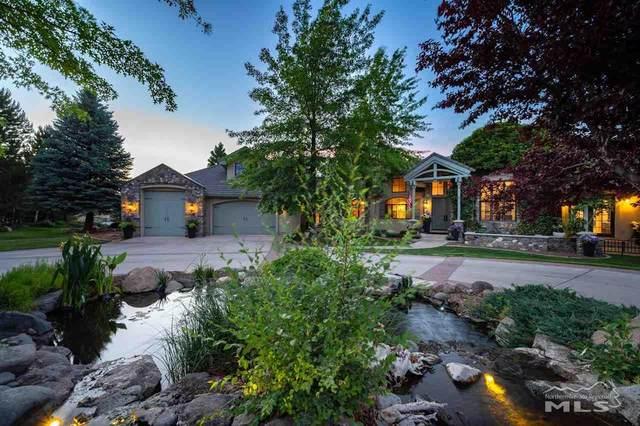 601 Jakes Hill, Reno, NV 89519 (MLS #210008989) :: Theresa Nelson Real Estate