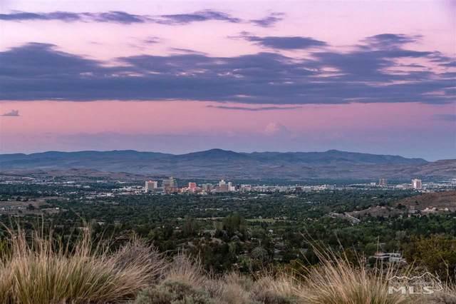 0 Bear Mountain Pl., Reno, NV 89519 (MLS #210009039) :: The Mike Wood Team