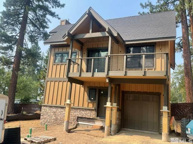 1200 Tahoe Glen Drive Lot 1, Glenbrook, NV 89413 (MLS #210009057) :: NVGemme Real Estate