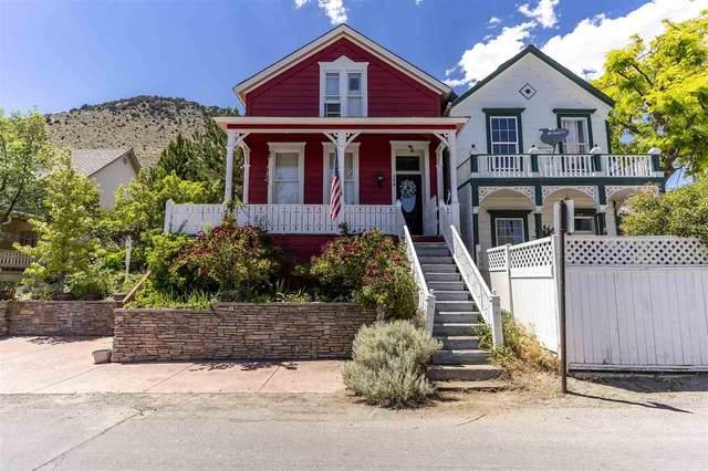 318 D St., Virginia City, NV 89440 (MLS #210009244) :: Vaulet Group Real Estate