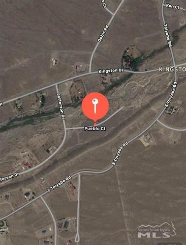 2 Pueblo Ct, Kingston, NV 89310 (MLS #210009395) :: Morales Hall Group