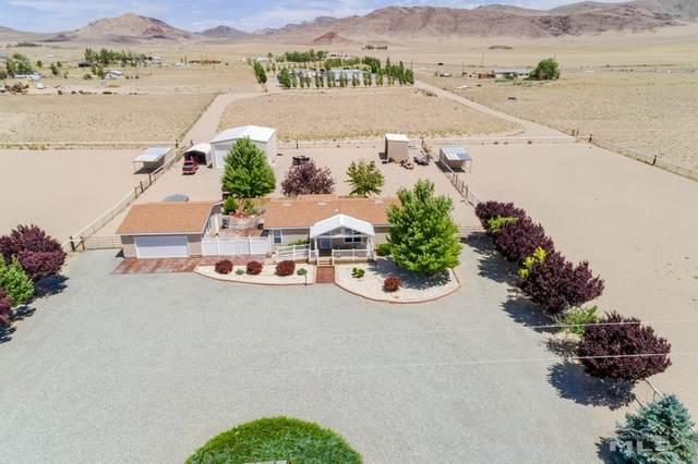 6 N Bybee, Yerington, NV 89447 (MLS #210009641) :: Theresa Nelson Real Estate