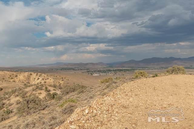 3465 Six Mile Canyon, Virginia City, NV 89440 (MLS #210009678) :: Vaulet Group Real Estate