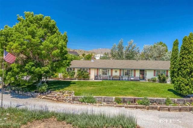 10220 Pathfinder Dr, Reno, NV 89508 (MLS #210009776) :: Chase International Real Estate