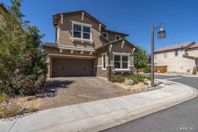 1999 Hope Valley Dr, Reno, NV 89521 (MLS #210009815) :: Chase International Real Estate