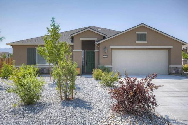 6508 Montgomery Pass Ct, Carson City, NV 89701 (MLS #210009991) :: Vaulet Group Real Estate