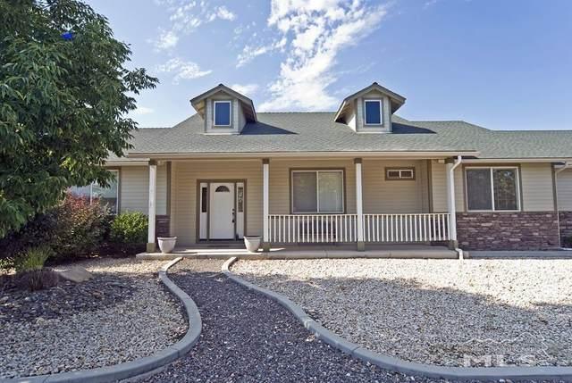 1965 Lacey Court, Gardnerville, NV 89460 (MLS #210010067) :: Chase International Real Estate