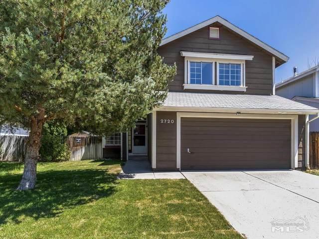 2720 Pajaro Place, Reno, NV 89502 (MLS #210010111) :: Vaulet Group Real Estate