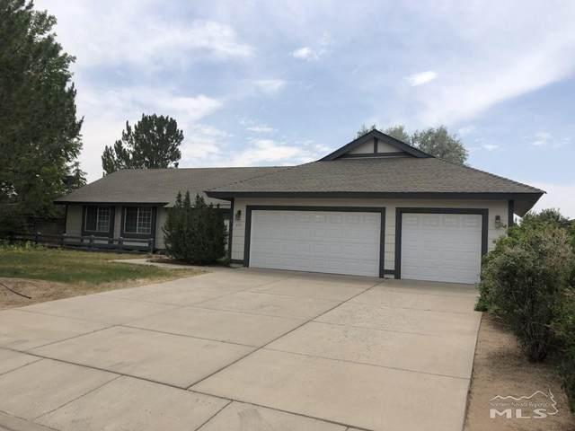 475 Tranquil Drive, Sparks, NV 89441 (MLS #210010121) :: NVGemme Real Estate
