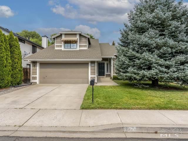 1722 Rainbow Ridge Rd, Reno, NV 89523 (MLS #210010407) :: Theresa Nelson Real Estate